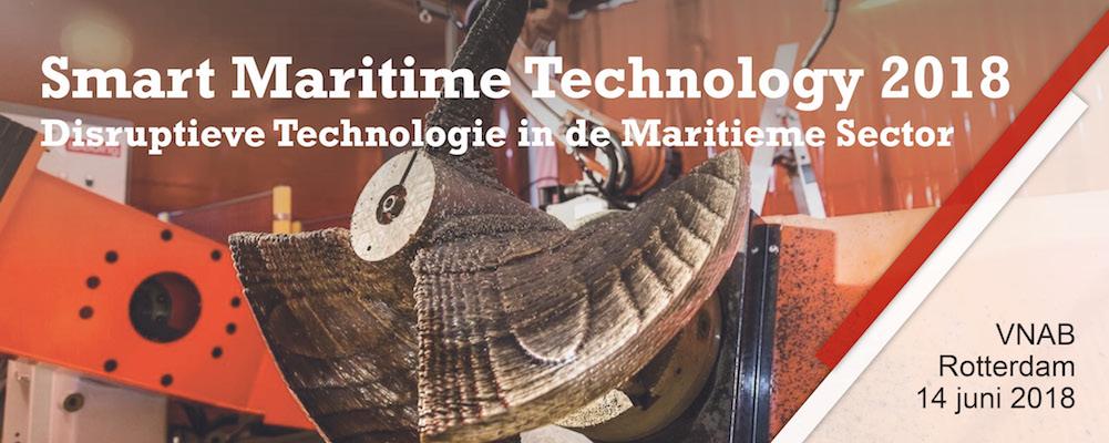 Afbeeldingsresultaat voor Smart Maritime Technology (SMT) evenement
